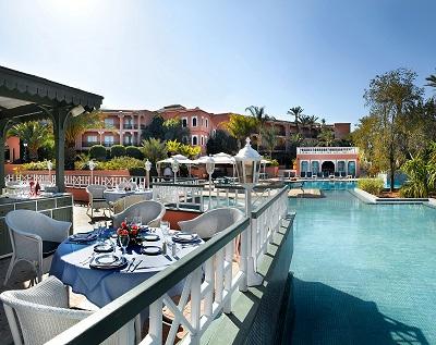 Palmeraie Golf Palace Hotel