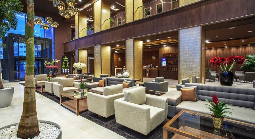 THE VIEW HOTEL RABAT 2