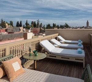 72 RIAD LIVING marrakech 3