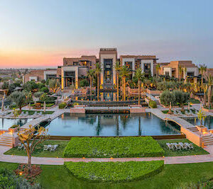 FAIRMONT ROYAL PALM HOTEL Marrakech 1