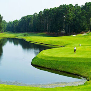 Golf Courses - IFRANE