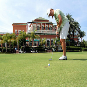 Golf Courses - CASABLANCA / BOUSKOURA