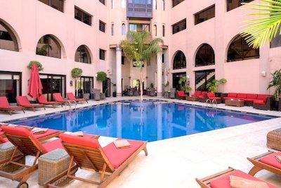 HIVERNAGE HOTEL & SPA 3