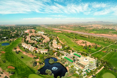 HOTEL DU GOLF ROTANA MARRAKECH 1a