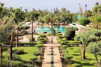 IBEROSTAR CLUB PALMERAIE HOTEL Marrakech 2