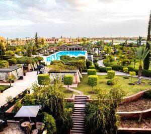 KENZI MENARA PALACE - Marrakech