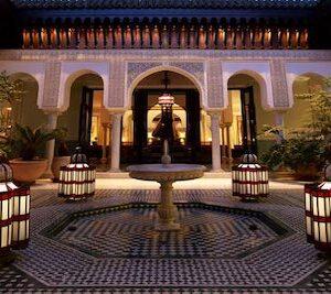 LA MAMOUNIA HOTEL MARRAKECH 2