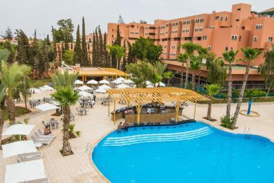 LABRANDA ROSE HOTEL-Marrakech