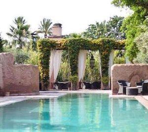 LES DEUX TOURS Marrakech 1
