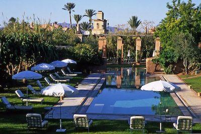 LES DEUX TOURS Marrakech 1a