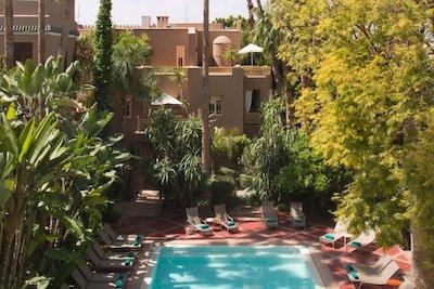 LES JARDINS DE LA MEDINA marrakech 1