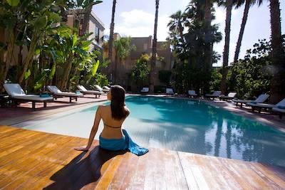 LES JARDINS DE LA MEDINA marrakech 3