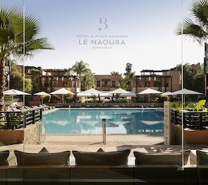 NAOURA BARRIERE HOTEL _Marrakech