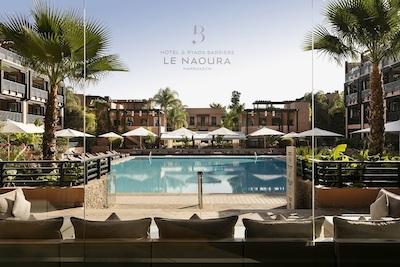 NAOURA BARRIERE HOTEL _Marrakech