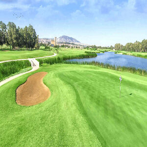 Golf Courses - FEZ