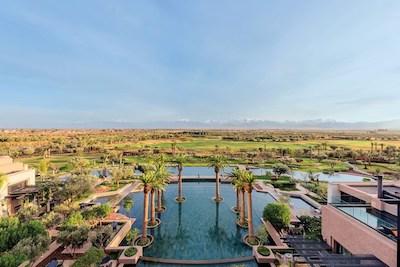 PRINCE VILLA - FAIRMONT ROYAL PALM Marrakech 3