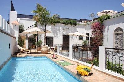 RIAD CLEMENTINE Marrakech 3