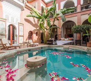 RIAD INDIAN PALACE Marrakech 1