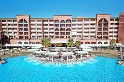 SAVOY LE GRAND HOTEL MARRAKECH 2