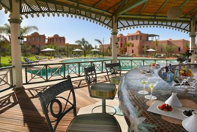 SECRET GARDEN VILLAS Marrakech 1