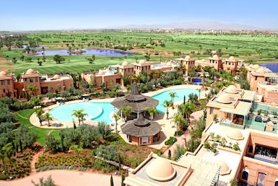 SECRET GARDEN VILLAS Marrakech 2