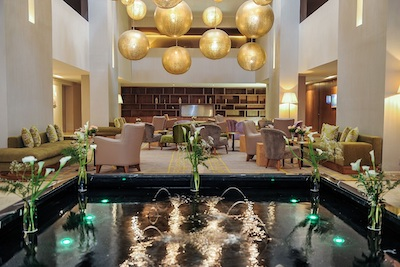 SOFITEL LOUNGE & SPA Marrakech 1