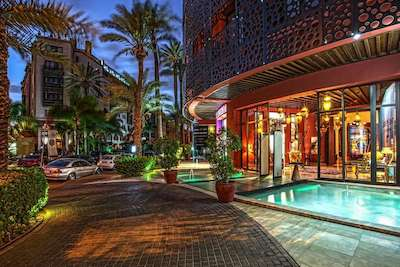 THE PEARL HOTEL MARRAKECH 2