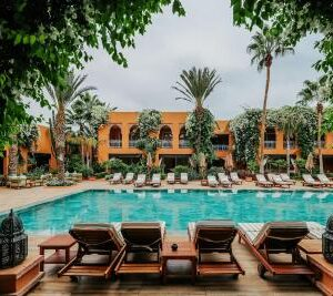 TIKIDA GOLF PALACE HOTEL 2