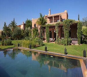 VILLA ARMONIA - Marrakech 1a