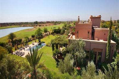 VILLA ARMONIA - Marrakech 1b