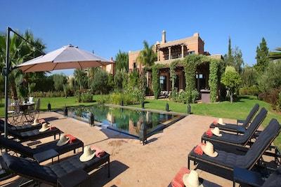 VILLA ARMONIA - Marrakech 2