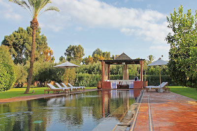 VILLA DAR CHAMOU Marrakech 2