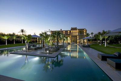 VILLA DAR CHAMOU Marrakech 3