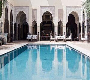 VILLA DES ORANGERS Marrakech 2