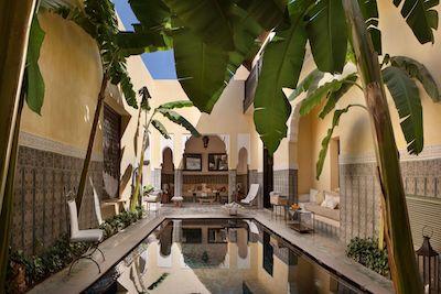 VILLA DES ORANGERS Marrakech 3