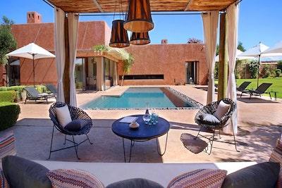 VILLA GRENADIERS - Marrakech 1