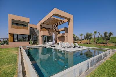 VILLA MELKA marrakech 1