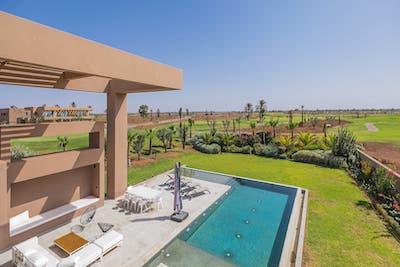 VILLA MELKA marrakech 1a
