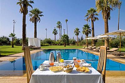 VILLA ZIN - Marrakech 1